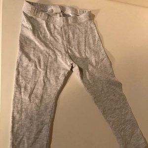 ** 8 For $25 ** H&M Light Grey Girls Pants 2-3Y